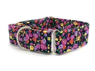 Ditsy Floral Martingale Collar | Ditsy Pet