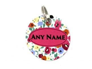 Mary ID Tag | Ditsy Pet