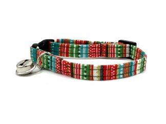 Christmas Cracker Cat Collar | Ditsy Pet